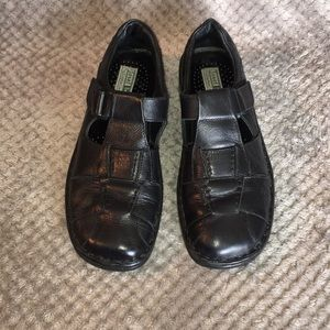 Josef Seibel Marie Jane Velcro Loafers Sz 8.5